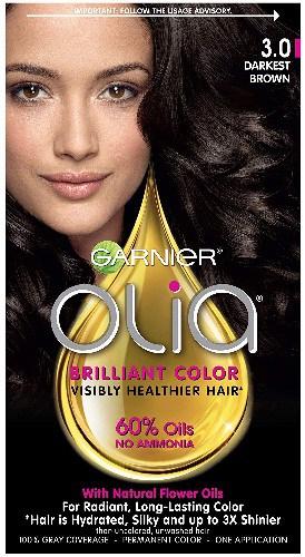 Garnier Olia Oil Powered Permanent Color