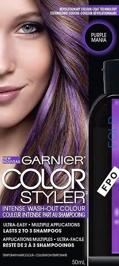 Garnier Hair Color Styler Intense Wash Out