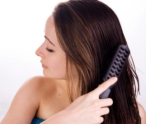 Tips for Healthy Hair - Groom Your Hair Daily