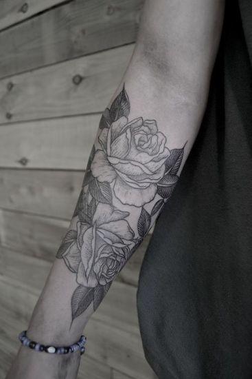 Rose Tattoo Designs 13