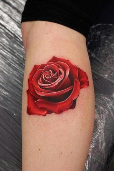 Rose Tattoo Designs 14