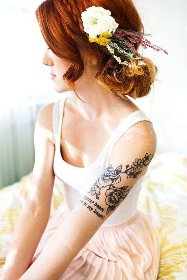 Rose Tattoo Designs 5