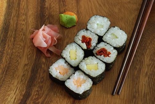 Sushi - Japonese food