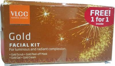 VLCC gold facial kit