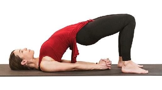 Top 6 Yoga Asanas for Knee Pain