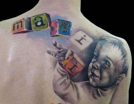 Baby Tattoos 7
