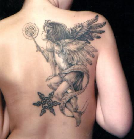 cherub-tattoos