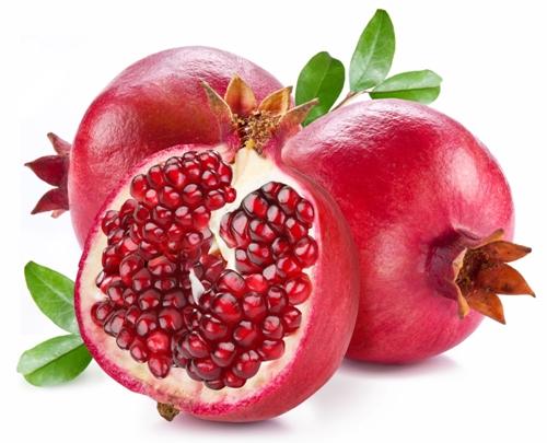 Food For Skin Pomegranates