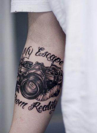 Camera tattoos5