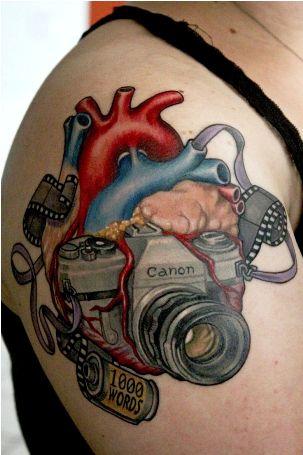Camera tattoos9