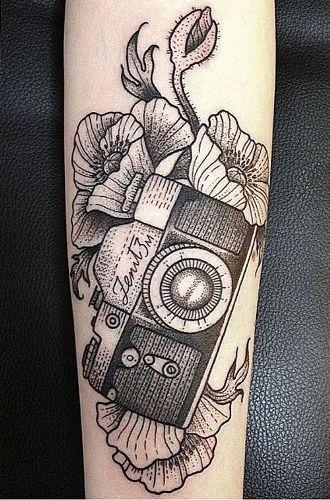 Camera tattoos1