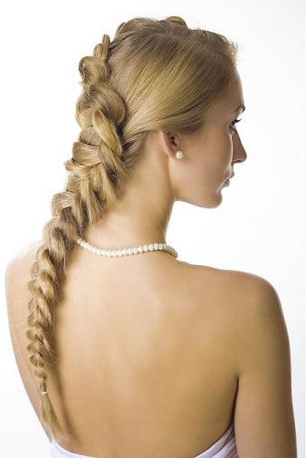 Chic ponytail hairstyles 9