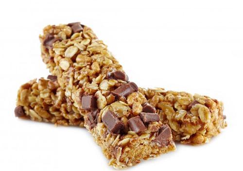 High Sugar Foods Granola Bars