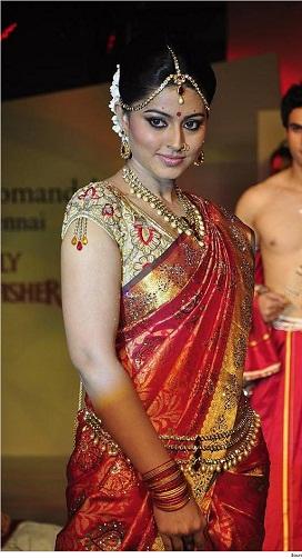 Designer blouse for Pattu sarees (edited)4