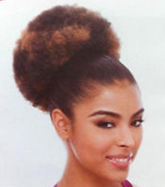 Drawstring ponytails 2