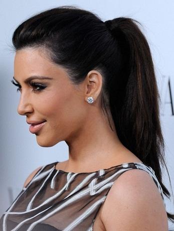 Drawstring ponytails 4