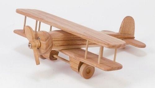Wood Airplane Craft