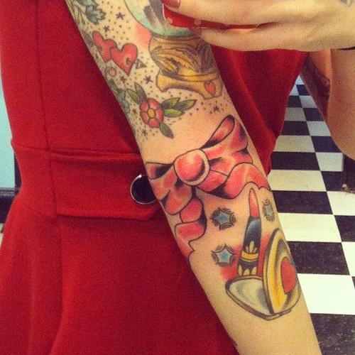 Elbow Tattoos 9