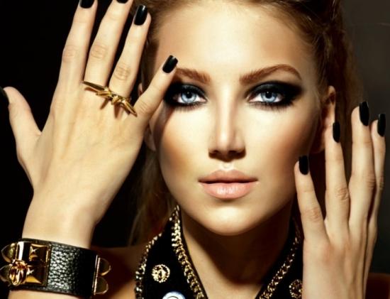 evening eye makeup