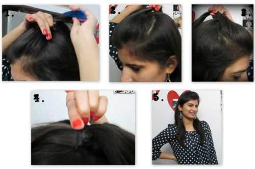 Everyday Hairstyles for Medium Hair 3