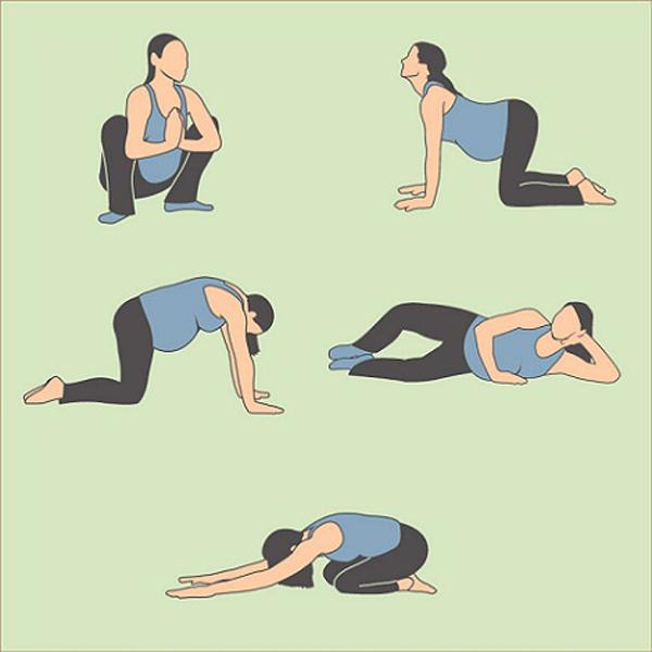 pregnancy exercises third trimester