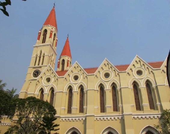 St. James Church, Kolkata