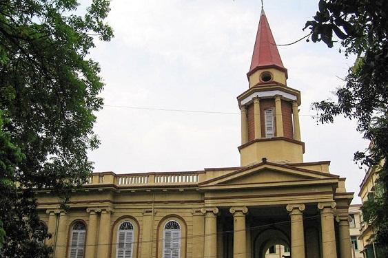 St. Thomas Church, Kolkata