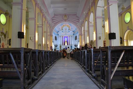 Holy Rosary Cathedral, Bara Bazar