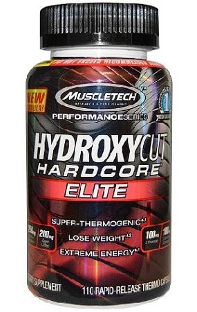 fat burning supplements for women - Muscletech Hydroxycut Hardcore Elite