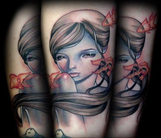 Gypsy Tattoo 3