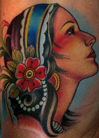 Gypsy Tattoo 9