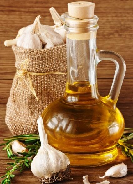 garlic-oil