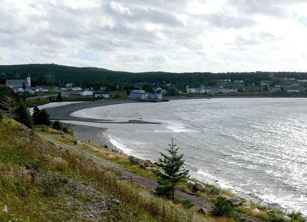 Honeymoon places in Canada Hearts Delight Newfoundland