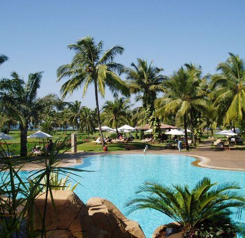 Honeymoon on a Private Beach Taj Exotica Goa