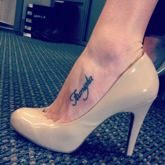 Italian Tattoo Designs 3