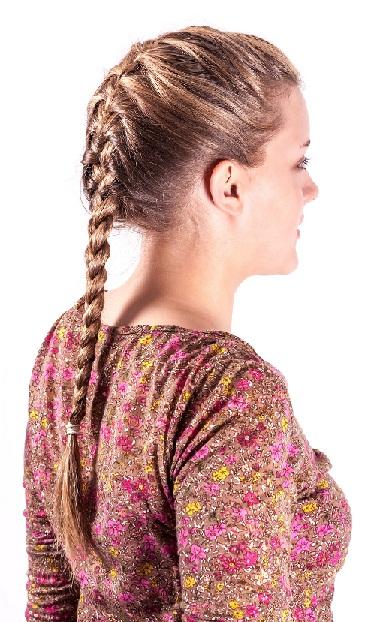 Kerala hairstyles for long hair