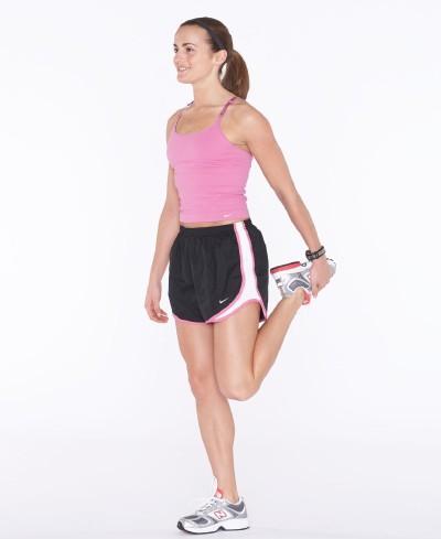 Standing quadriceps