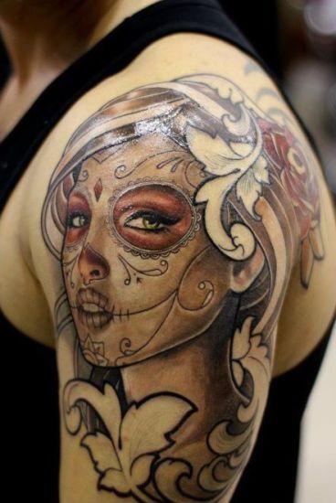 Mexican Tattoo 4
