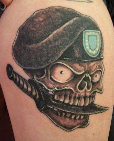 Military Tattoo 5