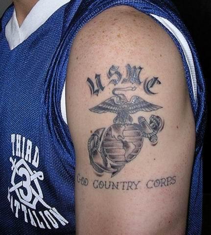 Military Tattoo 6