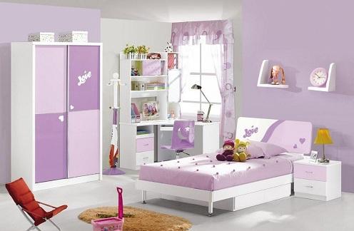 Kids bedroom cabinets