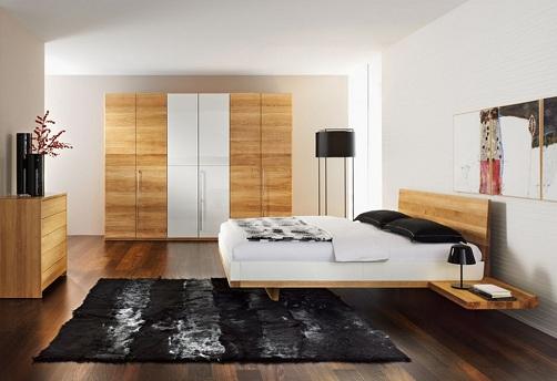 Minimalist Bedroom Cabinets