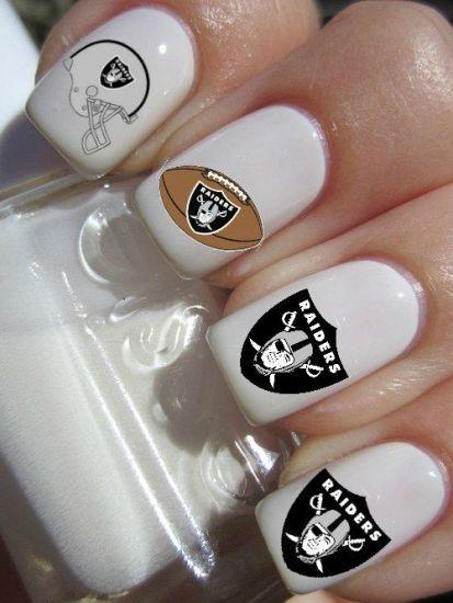 Nail Art Tattoo 3
