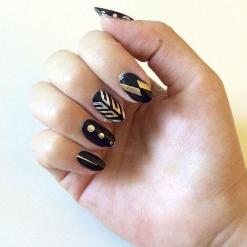 Nail Art Tattoo 7