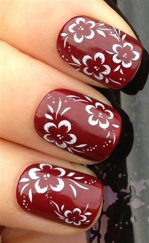 Nail Art Tattoo 9