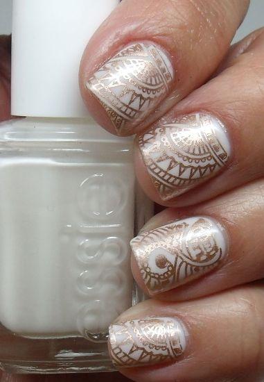 nail tattoo designs