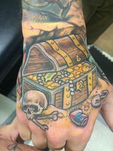 Pirate Tattoo Designs9