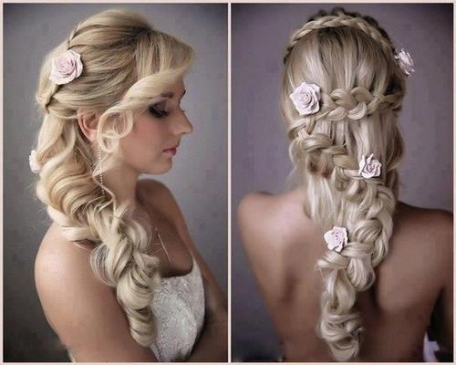 ponytails for prom9