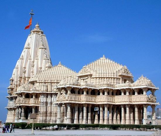 Somnath Temple in Gujrat