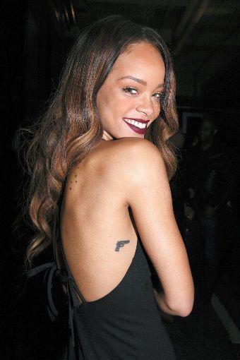 Rihanna Tattoos3
